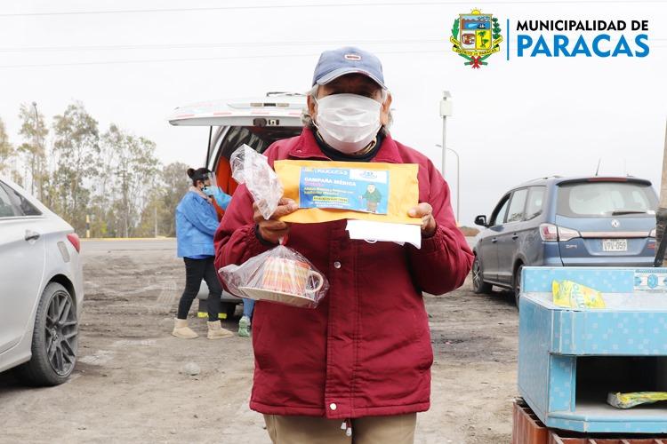 Thumbnail for the post titled: CAMPAÑA MEDICA A ADULTOS MAYORES EN LOS SECTORES DE ACEROS AREQUIPA, MINSUR Y NUEVO NEGREIROS